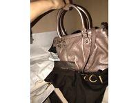 Genuine Pink Gucci bag