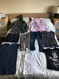 Girls clothes bundle age 9-10