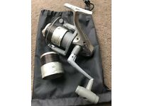 Shimano Sedona 6000F Fishing Reel w/ Spare Spool in Mint Condition & Bag