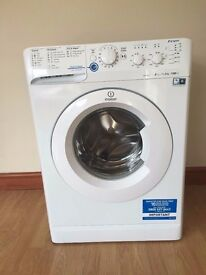 Indesit XWSC61251 6kg 1200 Spin White A+ Rated Washing Machine 1 YEAR GUARANTEE FREE DEL N FIT