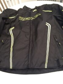 RICHA Gotham UK Motorbike jacket 3XL