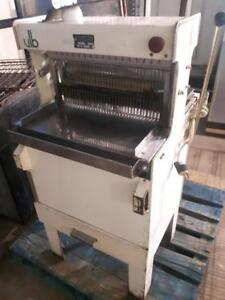 COMMERCIAL BREAD- SLICER**$1595**