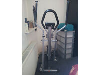 ORBUS POWERCROSS 501 ELLIPTICAL CROSS TRAINER WITH TOUCH SCREEN