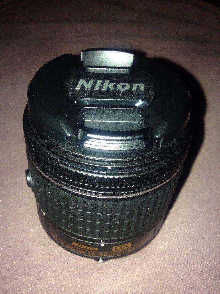 Nikon Lens 18-55 DX
