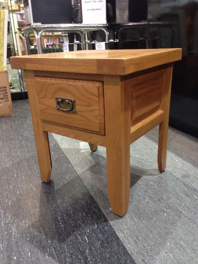 Multi purpose table with drawer