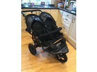 Out and About Double Nipper 360
