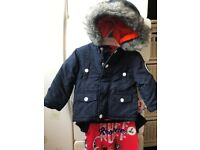 Mckenzie coat boys 6-9 months