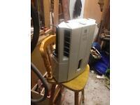 Dehumidifier, parts repair