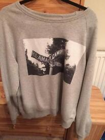 Men's H&M Grey Sweatshirt - £5 Large!