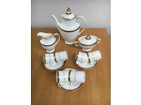 Royal Doulton coffee set