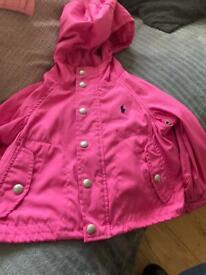 Ralph Lauren coat size 3T