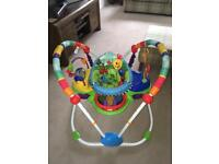 Baby Einstein jumper activity station