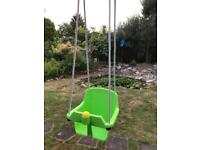 NEW Carousel My First Baby Swing 18-36 Months