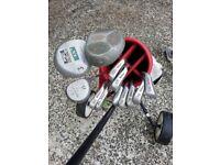 Wilson Bernard Langer golf set complete perfect beginner, spare or holiday set...