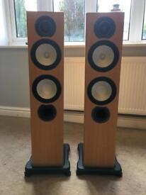 Monitor Audio Silver RX6 Floor standing Loudspeakers