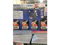 REDEX - Fuel system cleaner, latest
