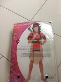 Indian girls costume