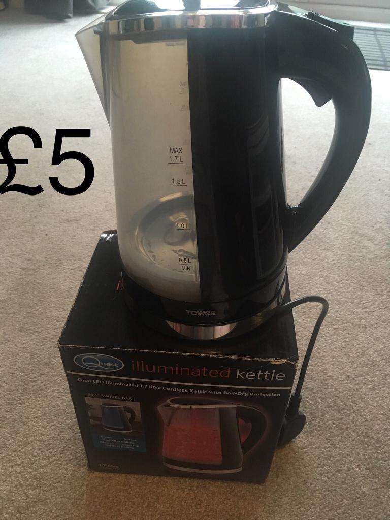 Tower kettle | in Cumbernauld, Glasgow | Gumtree