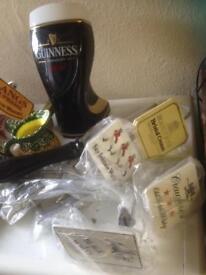 Guinness / home bar stuff