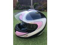 VCAN Motorcycle Helmet