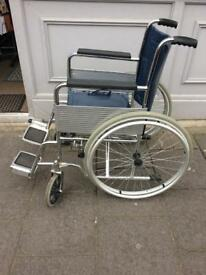Adult foldable wheelchair