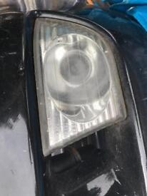 Lexus IS200 front bumper
