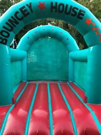 12x12 commercial grade bouncy castle