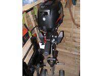 Suzuki 6hp 4 stroke outboard engine
