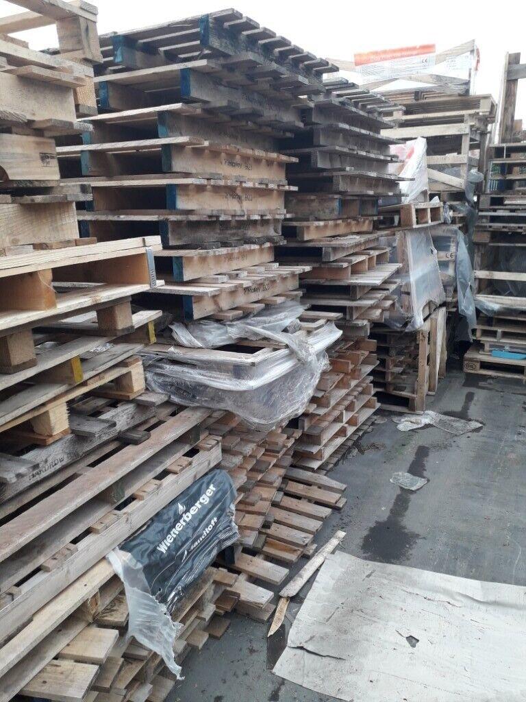 FREE Wood pallets | in Bradford, West Yorkshire | Gumtree
