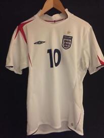 Official England Football Shirt