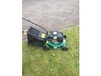 Petrol lawnmower SOLD