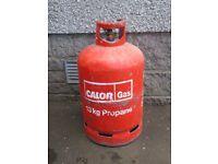 13 kg calor gas bottle. Empty. Good condition.