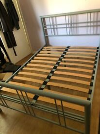 Free Bed Frame and mattress