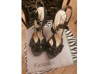 Farison high heels size 8