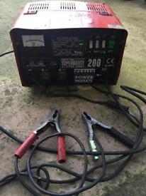 Sealey superboost 200 starter charger