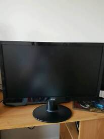 """Acer Monitor 21.5"""""""