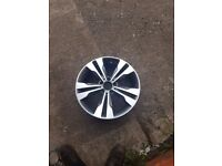 Genuine Mercedes 246 B-Class Alloy Wheel