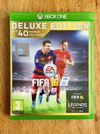 Fifa 16 XBox One Video Game