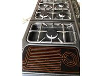 Range gas cooker and electric ovens 110 cm
