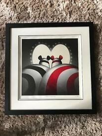 Peter Smith - Tunnel of Love - Art