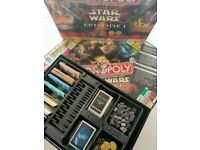 Star wars episode 1 monopoly board game