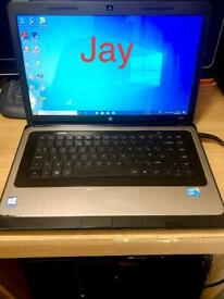 VFast i3 4GB HP HD Laptop Massive 750GB,Window10,Microsoft office,Ready,excellent condition