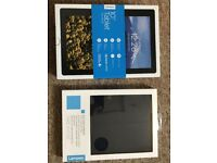 Brand new Lenovo 10inch tablet with cover