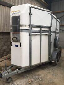 Bateson Deauville Horse trailer