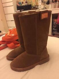 New super dry boots