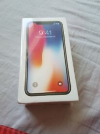Brand new iPhone x for sale for £700