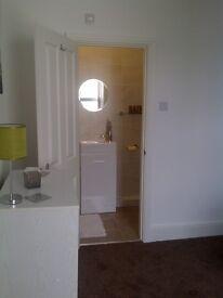 Large double room with en-suite in Gosport