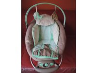 Ingenuity Gentle Automatic Bouncer ***EXCELLENT CONDITION*** £30