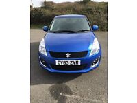 Suzuki Swift SZ3 2014. Excellent Condition.