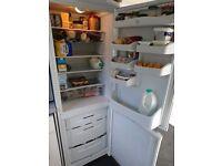 Hotpoint RFA80 fridge freezer 203 / 96 litres capacity, A rated